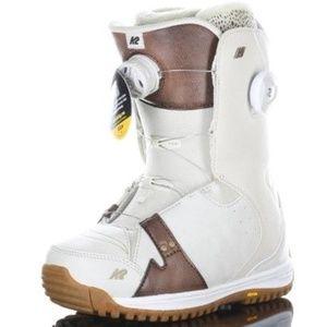 K2 Contour Womens Snowboarding Boots Size 5 NWB